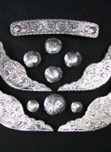 12 Piece Silver Set 122-008