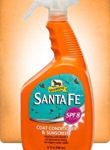 Absorbine Santa Fe Coat Conditioner - 946ml - Sprayer